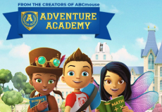 Adventure Academy kids learning platform