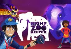 Night Zookeeper kids learning platform