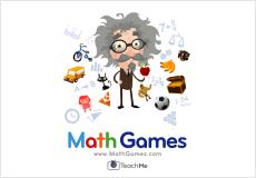 Math Games kids learning platform