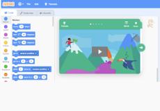 Scratch kids learning platform