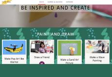 Tate Kids kids learning platform