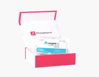 Phosphorus covid testing kit