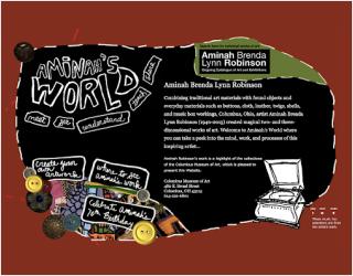 Aminah's World educational platform