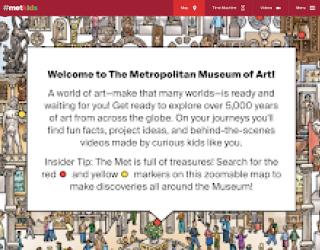 #MetKids educational platform
