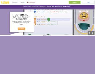 Kodable educational platform