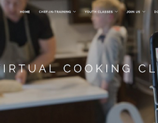 Sprouts Cooking Club educational platform