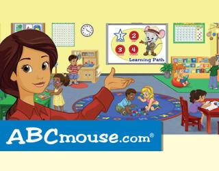 ABCmouse educational platform