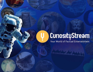Curiosity Stream educational platform