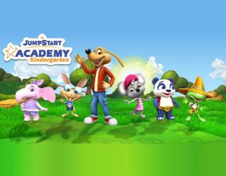 Jumpstart Academy Home educational platform