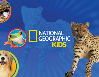 National Geographic Kids educational platform