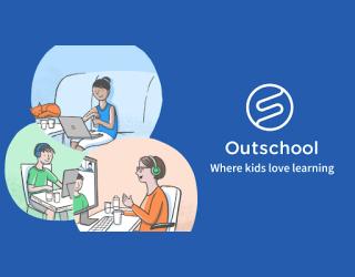 Outschool educational platform