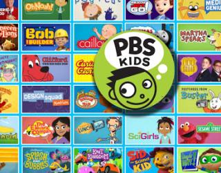 PBS Kids educational platform