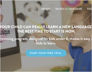 Little Pim educational platform