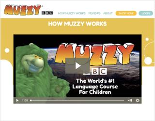 MUZZY educational platform