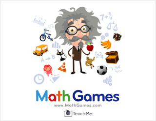 Math Games educational platform
