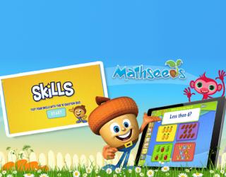 Mathseeds educational platform