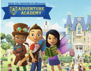 Adventure Academy educational platform