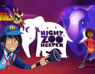 Night Zookeeper educational platform