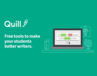 Quill educational platform