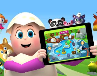 Reading Eggs educational platform