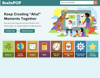 BrainPOP - Science educational platform