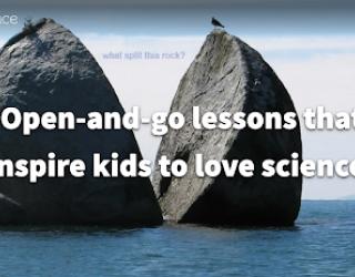Mystery Science educational platform