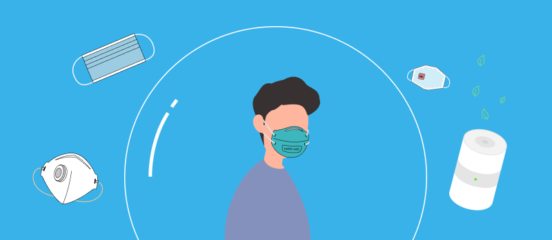 Masks and Air Purifiers: How to Avoid Scams and Buy What Works hero image