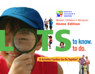 Boston Children's Museum educational platform