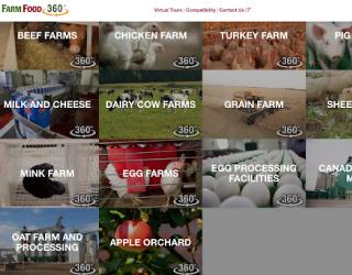 Farm Food 360 educational platform