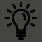 Light bulb tip