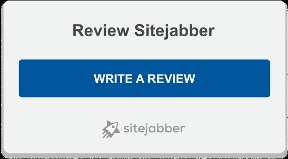 Sitejabber Review Button Widget