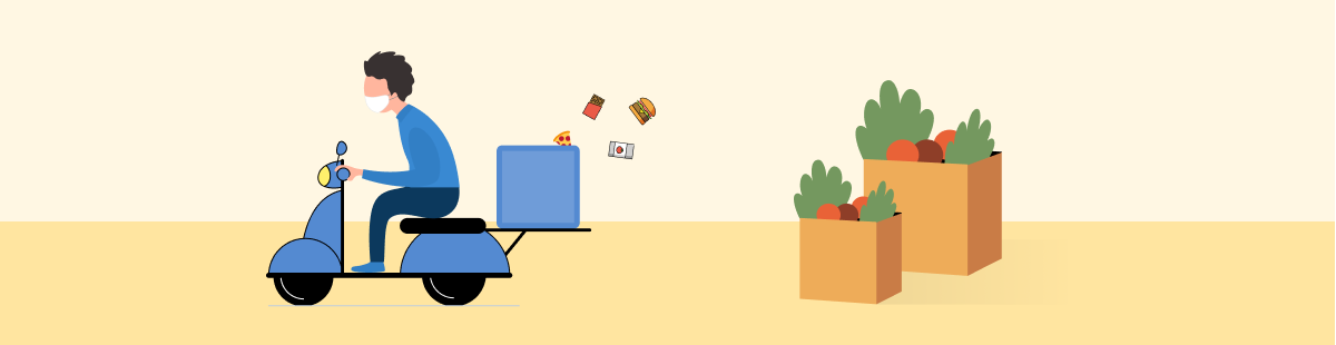 The Ultimate Guide to Grocery Delivery AppsHero image