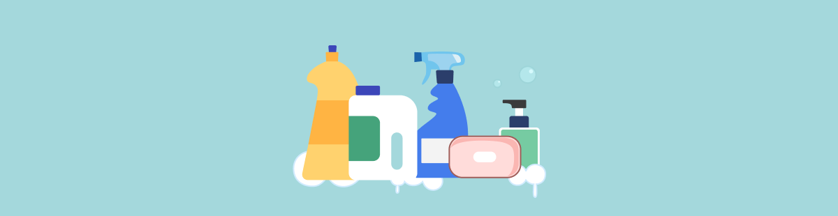 COVID-19 Cleaning Products: What to Avoid & Where to BuyHero image