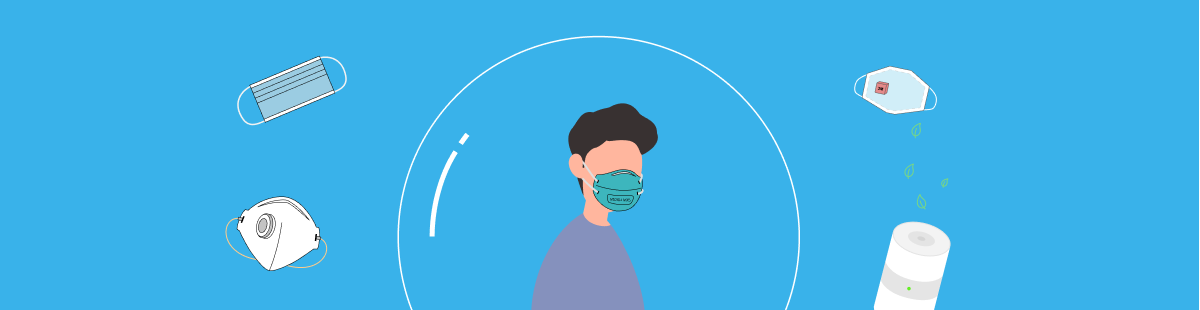 Masks and Air Purifiers: How to Avoid Scams and Buy What WorksHero image