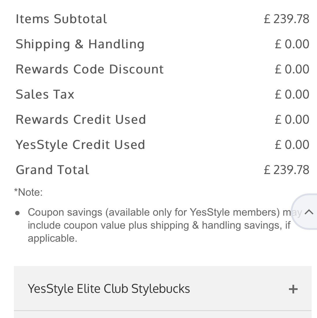 YesStyle Reviews - 8 Reviews of Yesstyle.com  Sitejabber