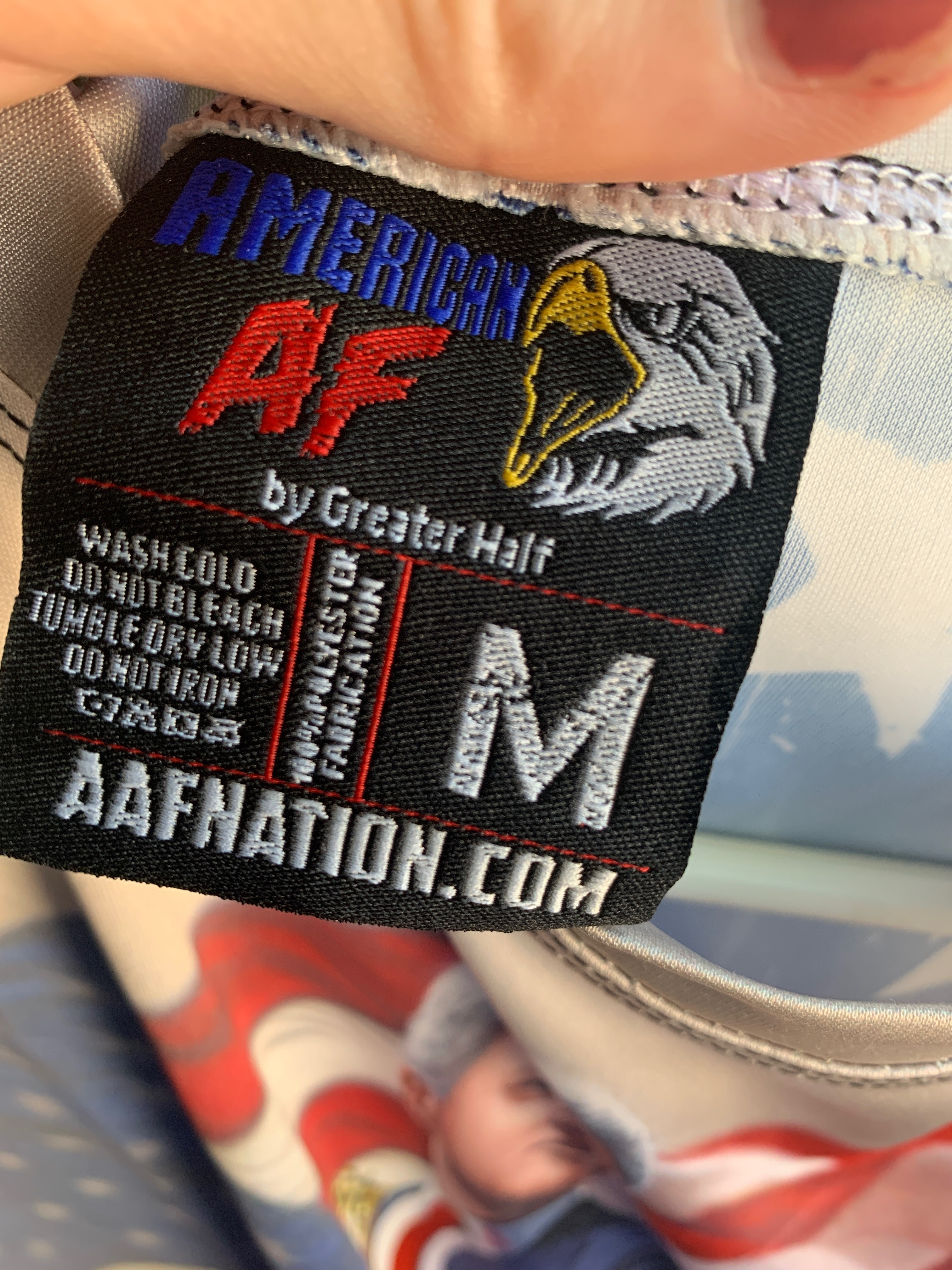 American Af Reviews 440 Reviews Of Aafnation Com Sitejabber American af | clothing and accessories for those who are more than american. american af reviews 440 reviews of