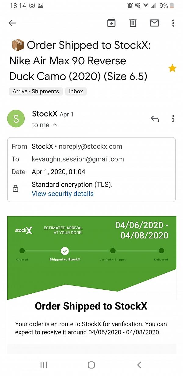 Reviews of Stockx.com