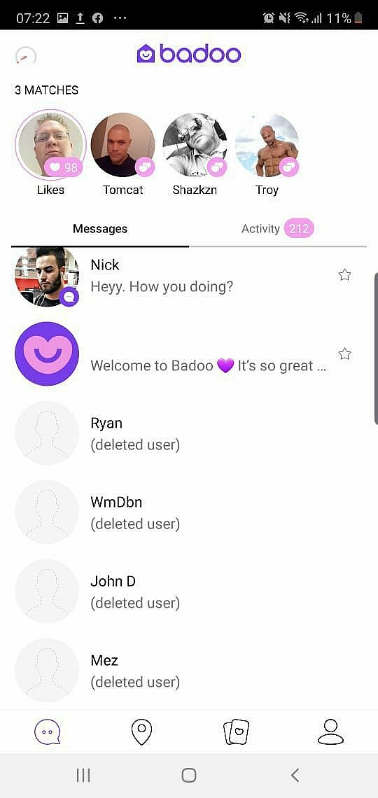 Badoo online accurate is status How to