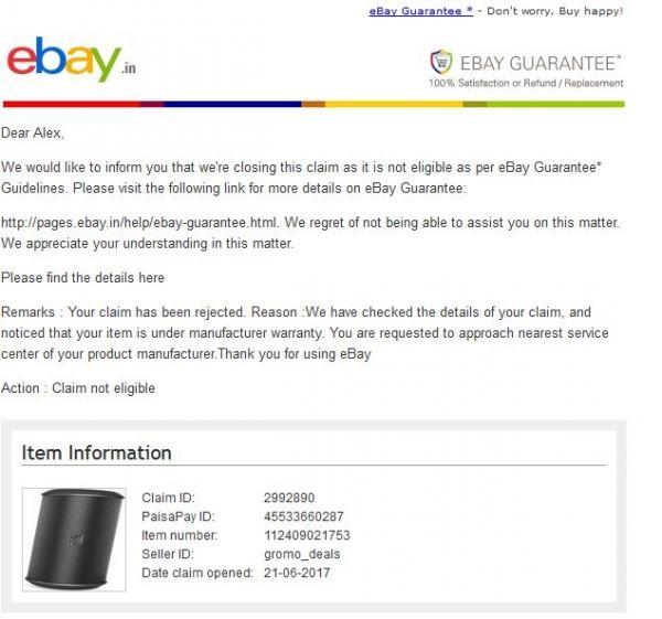 Ebay In Reviews 36 Reviews Of Ebay In Sitejabber