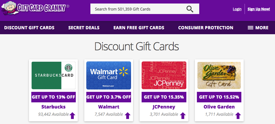 Gift Card Granny Reviews 19 Reviews Of Giftcardgranny Com Sitejabber