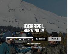 10 Barrel Brewing Co.