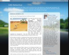 10Q Detective