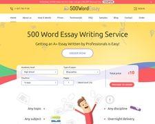 500wordessay.org