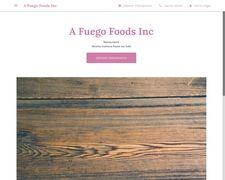 A-fuego-foods-inc.negocio.site