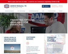 AAMCO Webster, TX