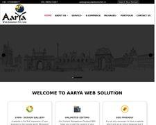 AaryaWebSolution