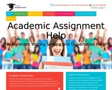 Academic Assignment Writing & Homework Assignment Help In UK