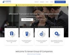 Professional Academic Translation Services