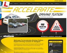 Accelerate Driving Tuition