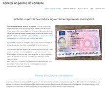 Acheter-permisdeconduire.com
